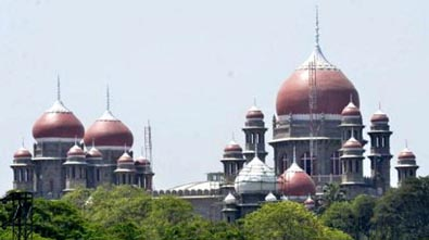 Hyderabad High Court building